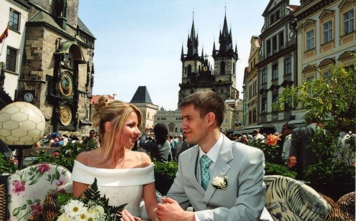 Организация свадебной поездки по Европе