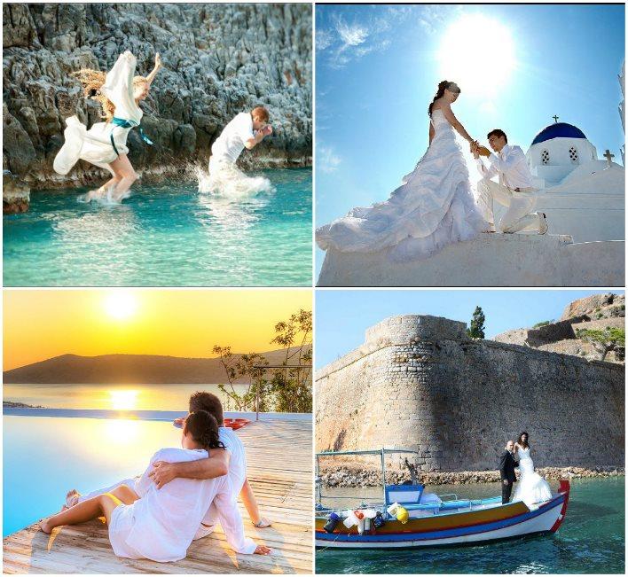 Свадебное путешествие по Греции