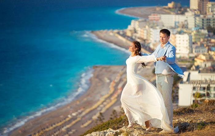 Свадебный отдых в Греции
