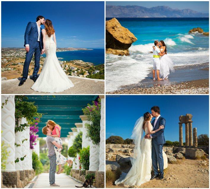 Медовый месяц на Родосе