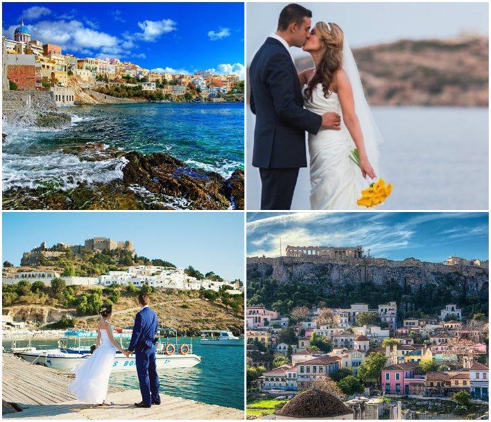 Свадебный отдых в Афинах