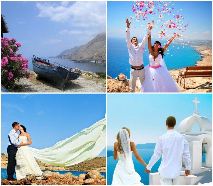 Свадебное путешествие на Крит