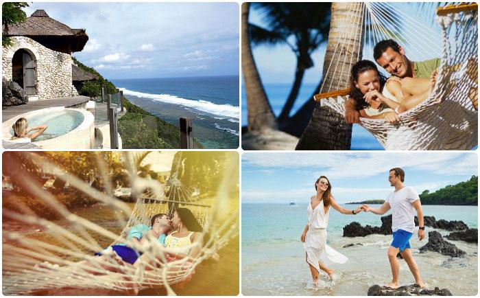 Романтический отдых на Бали