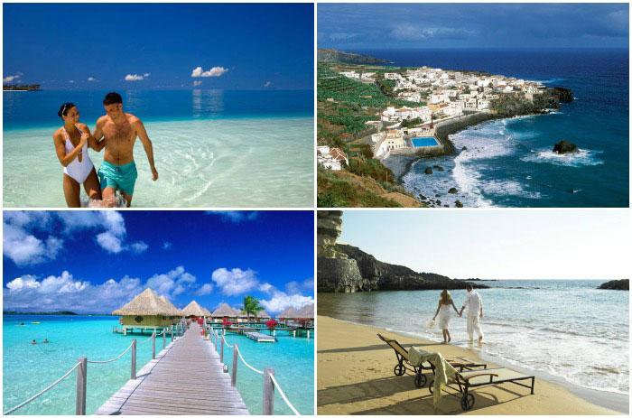 Июльский отдых на Канарских островах для молодоженов