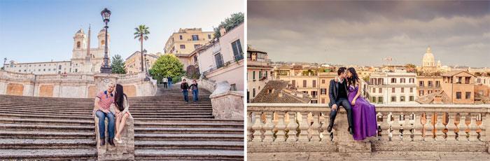 Июльское романтическое путешествие по Италии