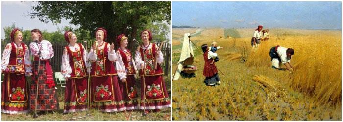 Празднование кожаной свадьбы на Руси