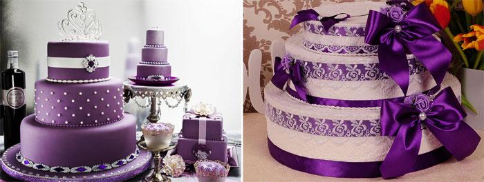 Торт на 48 годовщину свадьбы
