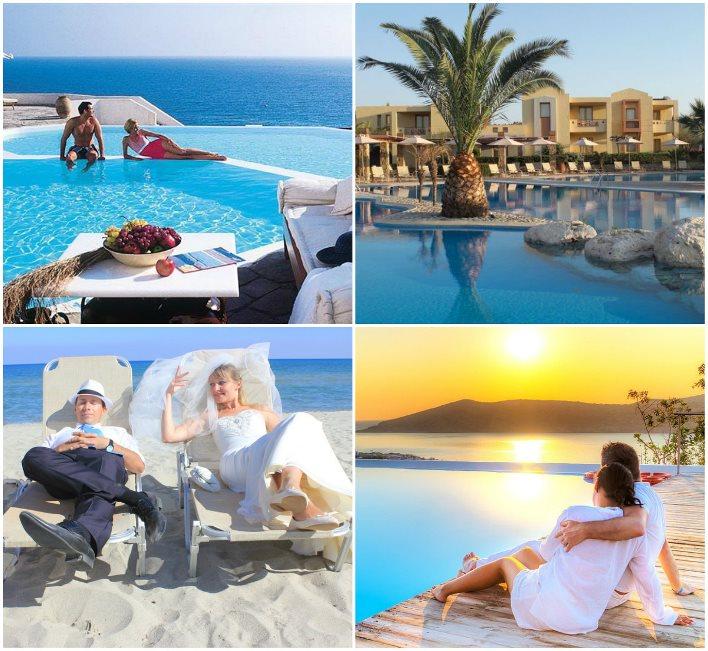 Увлекательный и бюджетный медовый месяц в Греции