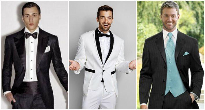 Дизайнерские новинки смокингов в мире свадебной моды