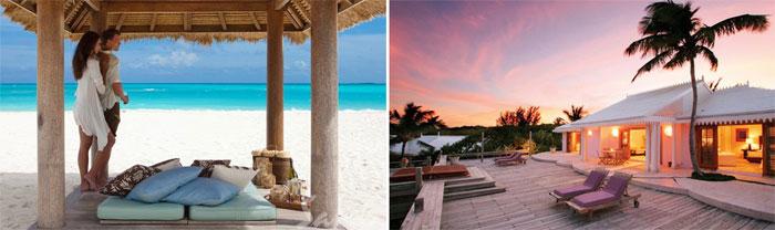 Багамы – идеальный вариант для проведения медового месяца