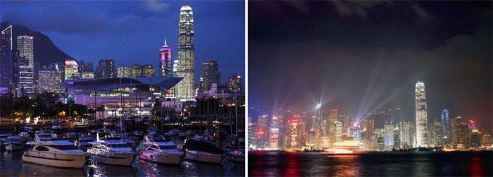 Гонконг - вариант для любителей ярких впечатлений