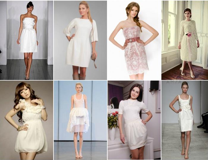 Модные модели торжественных нарядов