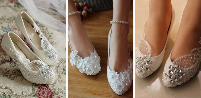 Декорирование носка праздничной обуви
