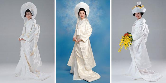 Кимоно с жемчугом и цветами