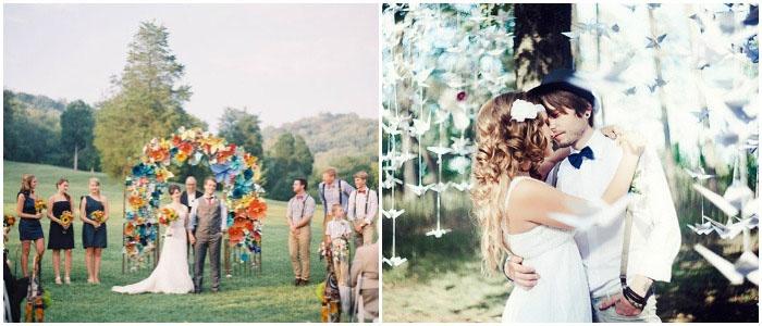 Празднование 2 годовщины свадьбы в разных странах