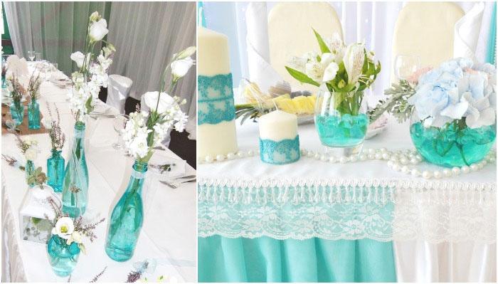 Элементы декора к восемнадцатилетней годовщине свадьбы