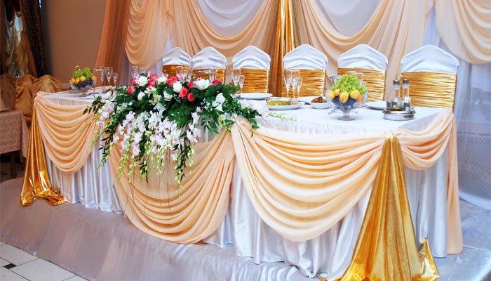 Вариант оформления зала к бриллиантовому юбилею