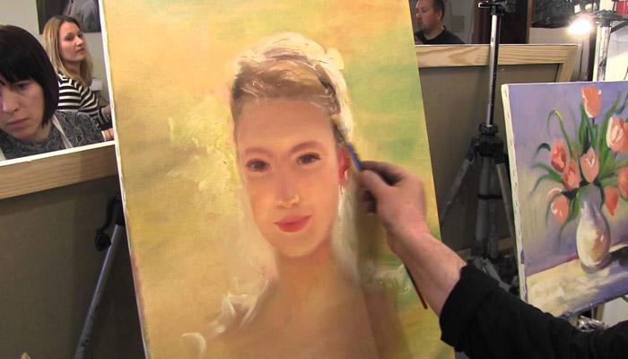 Конкурс Портрет будущей невесты для девичника