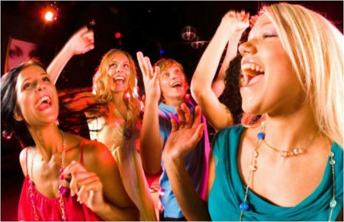 Клубная вечеринка-девичник для будущей невесты