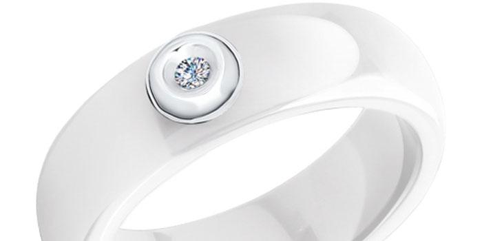 Помолвочное кольцо SOKOLOV 1011108_s