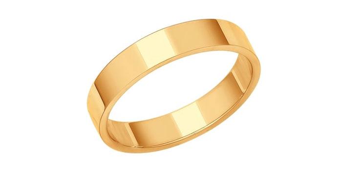 Венчальное кольцо SOKOLOV