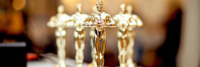 Статуэтка Оскар – атрибут девичника в одноименном стиле
