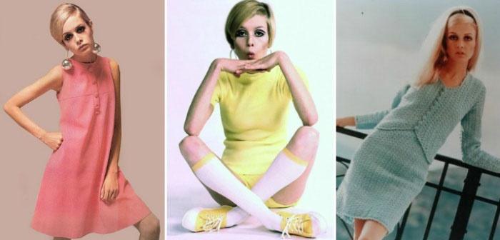 Супермодель Лесли Хорнби – Твигги