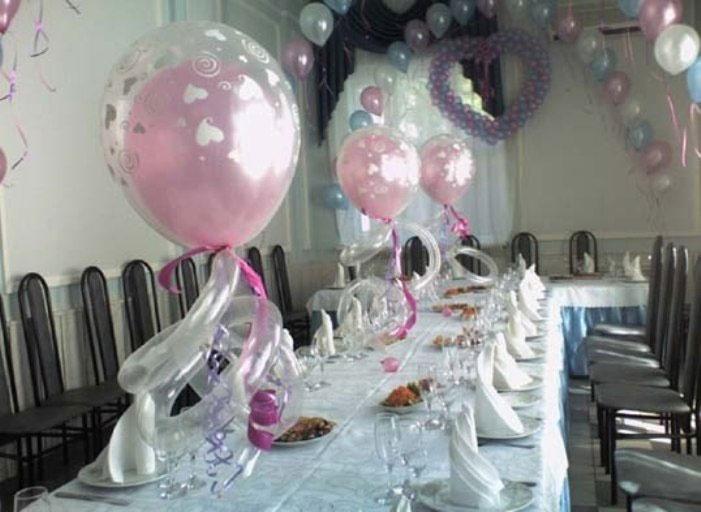 Оформление помещения к 75-летию свадьбы