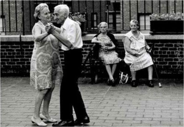 Танец на изумрудной свадьбе