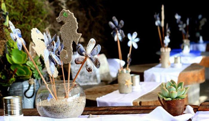 30 юбилей свадьбы в кафе у моря
