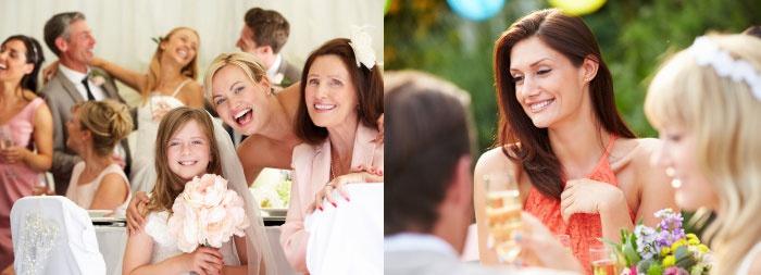 Стеклянная свадьба в кругу родных