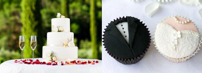 Торт на пятнадцать лет брака