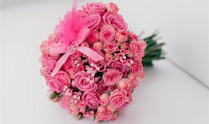 Подарок на розовую свадьбу