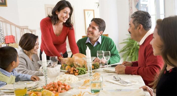Приятное знакомство с родителями