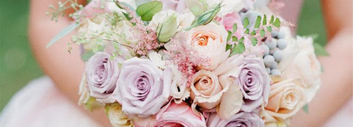 Букет роз для невесты
