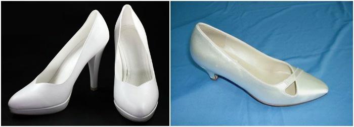 Обувь для венчания
