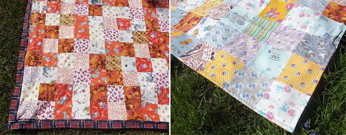Подарок к 43-й годовщине семьи – фланелевое одеяло