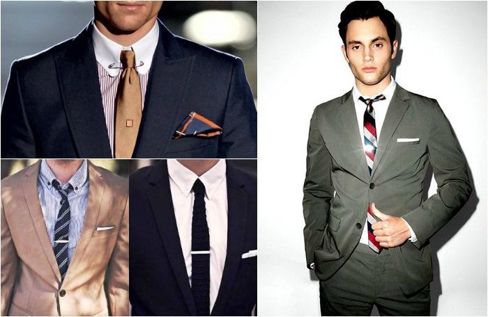 Фото: зажим для галстука