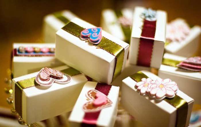 Подарки к годовщине свадьбы