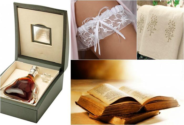 Подарки невесте