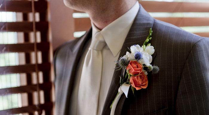 Аксессуары для костюма жениха