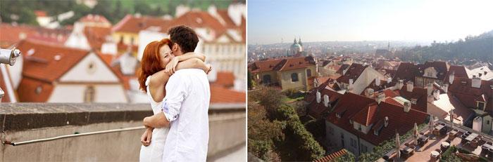 Чешские каникулы молодоженов