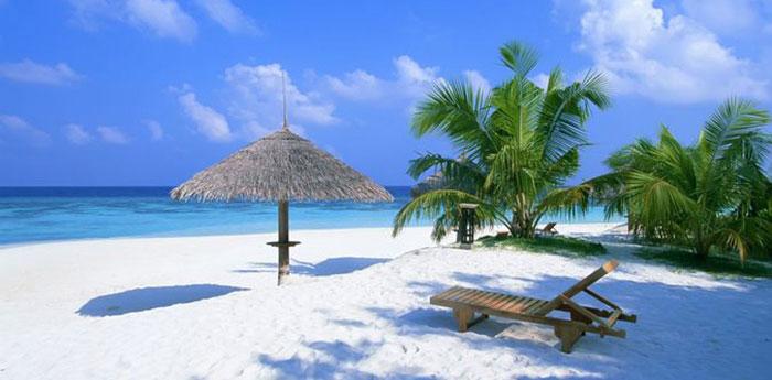 Медовый месяц на островах в мае