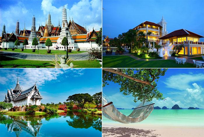 Майский отдых на Таиландском пляже
