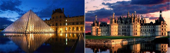 Медовый месяц во Франции