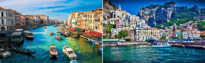 Медовый месяц в Италии в мае