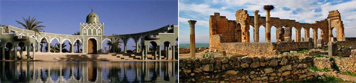 Майский медовый месяц в Марокко