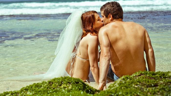 Летний медовый месяц на островах