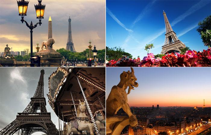 Парижские каникулы молодоженов