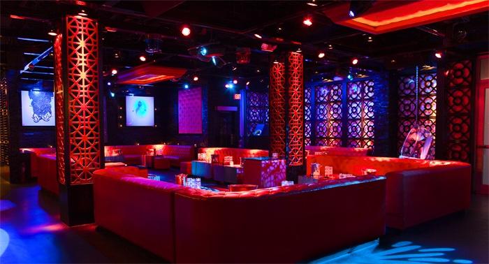 Отдельная комната клуба